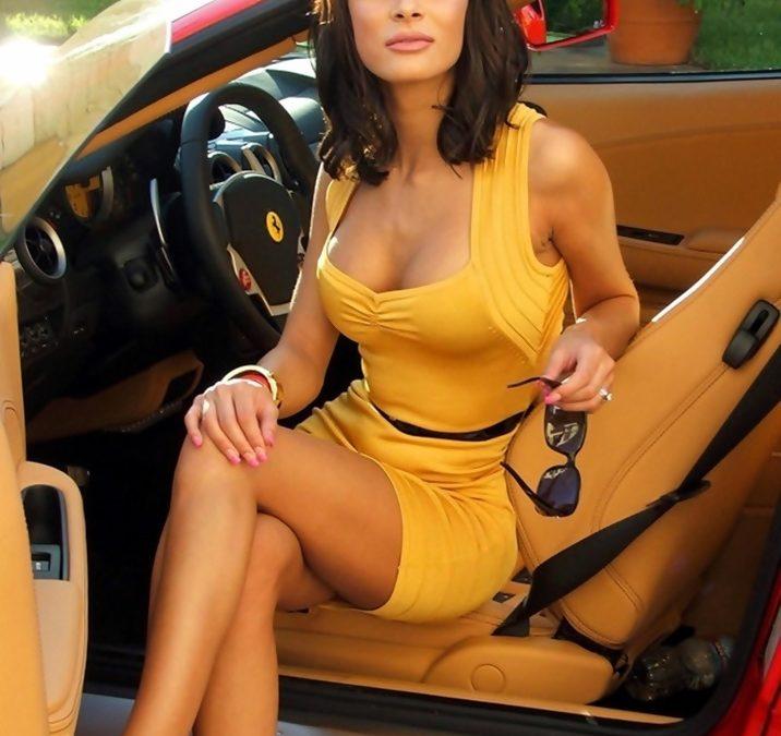 Работа с личным авто для девушек промо направление в моделинге